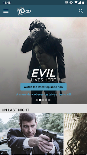 Investigation Discovery GO 2.13.0 screenshots 1