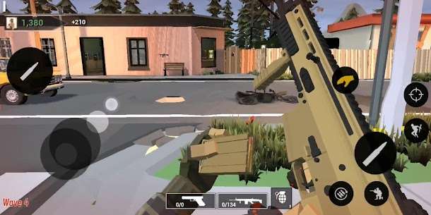 Deadly Land: First Person Zombie Shooter – FPS Apk Download For Android 6