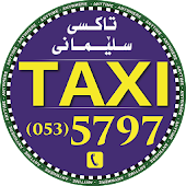 Taxi Slemani Driver
