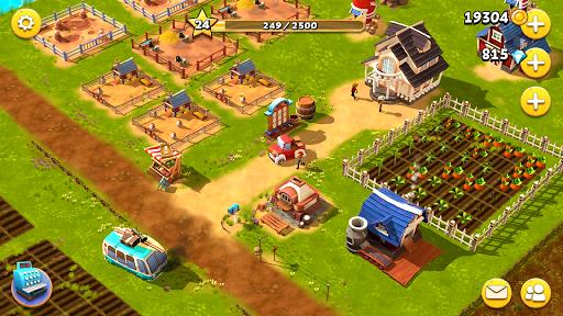 Happy Town Farm: Farming Games & City Building 1.0.0 Pc-softi 7