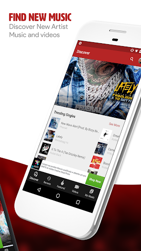 My Mixtapez - Music Downloader screenshot 2