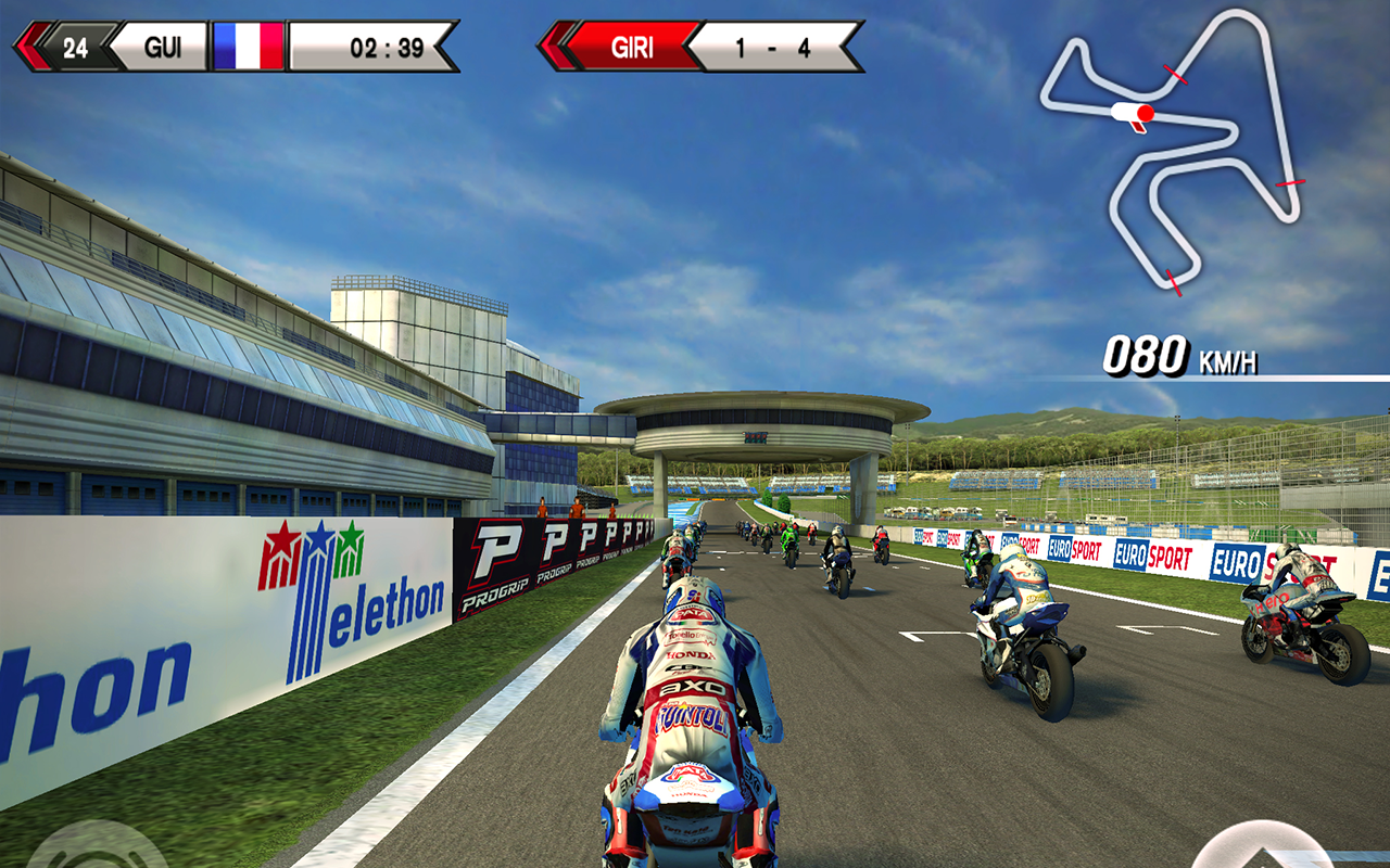 SBK15 Official Mobile Game - Android Apps on Google Play