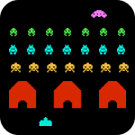Space Invaders Classic Icon