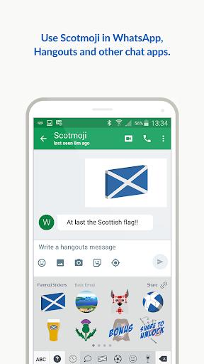Download: Scotmoji - Scottish Stickers! Mod APK - Android