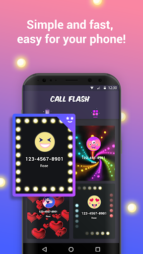 Call Flash - Call Screen Theme, LED, Ringtones for PC