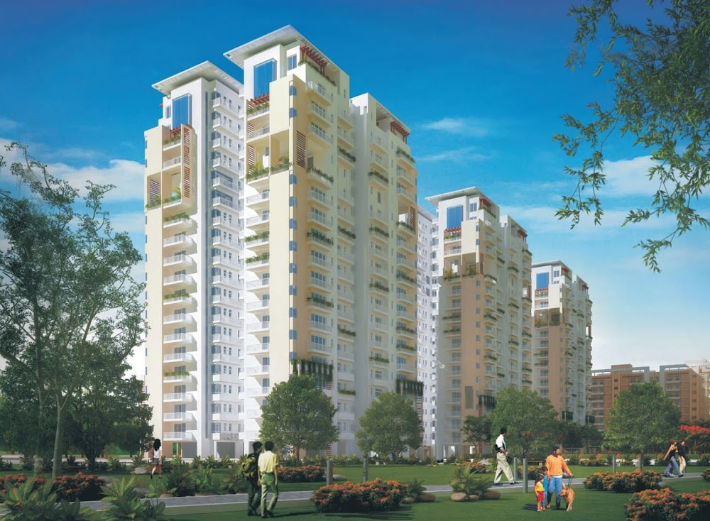 Indiabulls Centrum Park Apartment