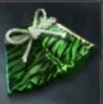 緑鬼のパンツ