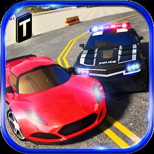 Police Chase Adventure sim 3D Icon do Jogo
