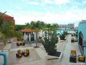 Photo: #018-Le bar Soluna du Club Med Cancún Yucatán.