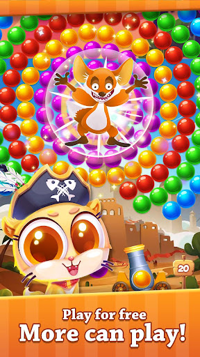 Bubble Shooter Pirate apkpoly screenshots 1