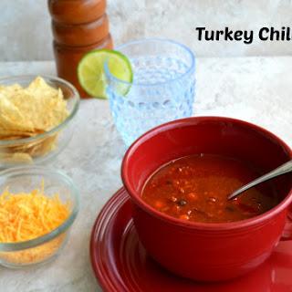 Turkey Chili Soup