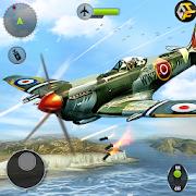 Airplane Fighting War Air Shooting Games