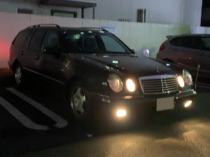 Eクラス ステーションワゴン W210 1998 E320 アバンギャルドのカスタム事例画像 マッスー(MASUHARI)さんの2019年12月08日17:18の投稿