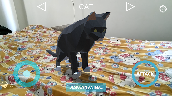 Wildlife AR Screenshot