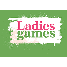 ladies games logo