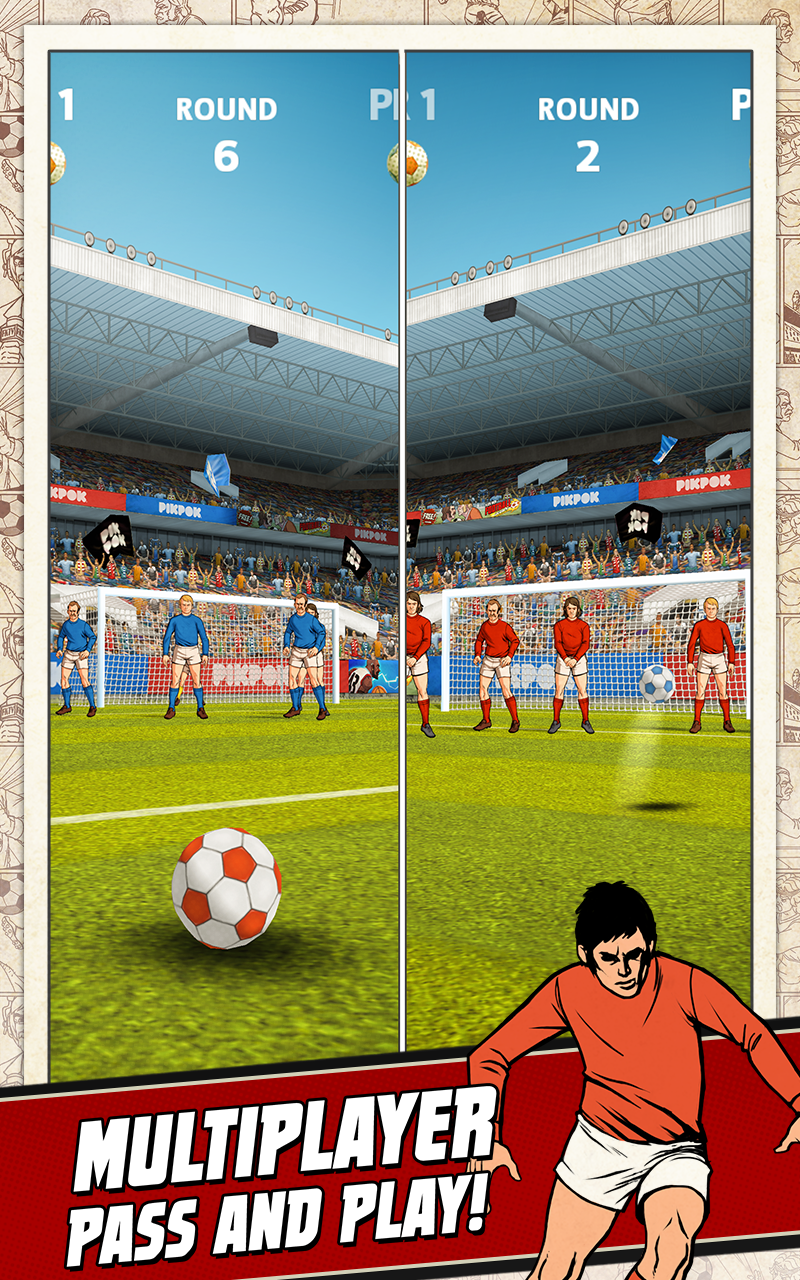 Flick Kick Football screenshot #11