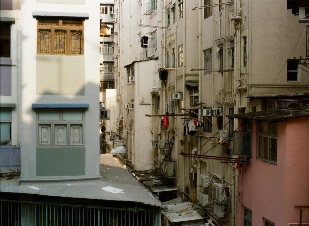 My hong kong neighborhood.