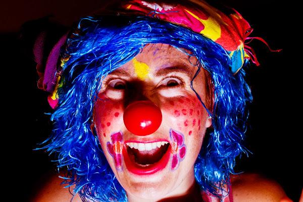 Coulrofobia - Paura dei Clown di Erre-Gi