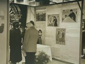 Photo: 參加在喇沙書院舉行的愛與服務展覽05