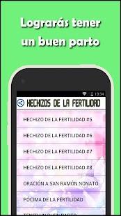 Hechizos fertilidad y embarazo - náhled