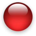 Red Ball Icon