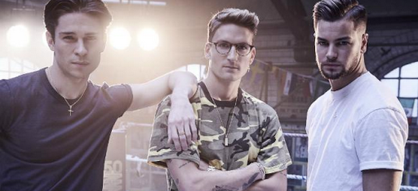 Oliver Proudlock 'over the moon' for Spencer Matthews