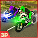 Crazy Bike Racing Simulator 3D – Real Moto Rider Icon