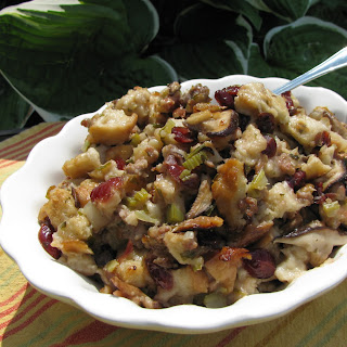 Best ever Thanksgiving stuffing