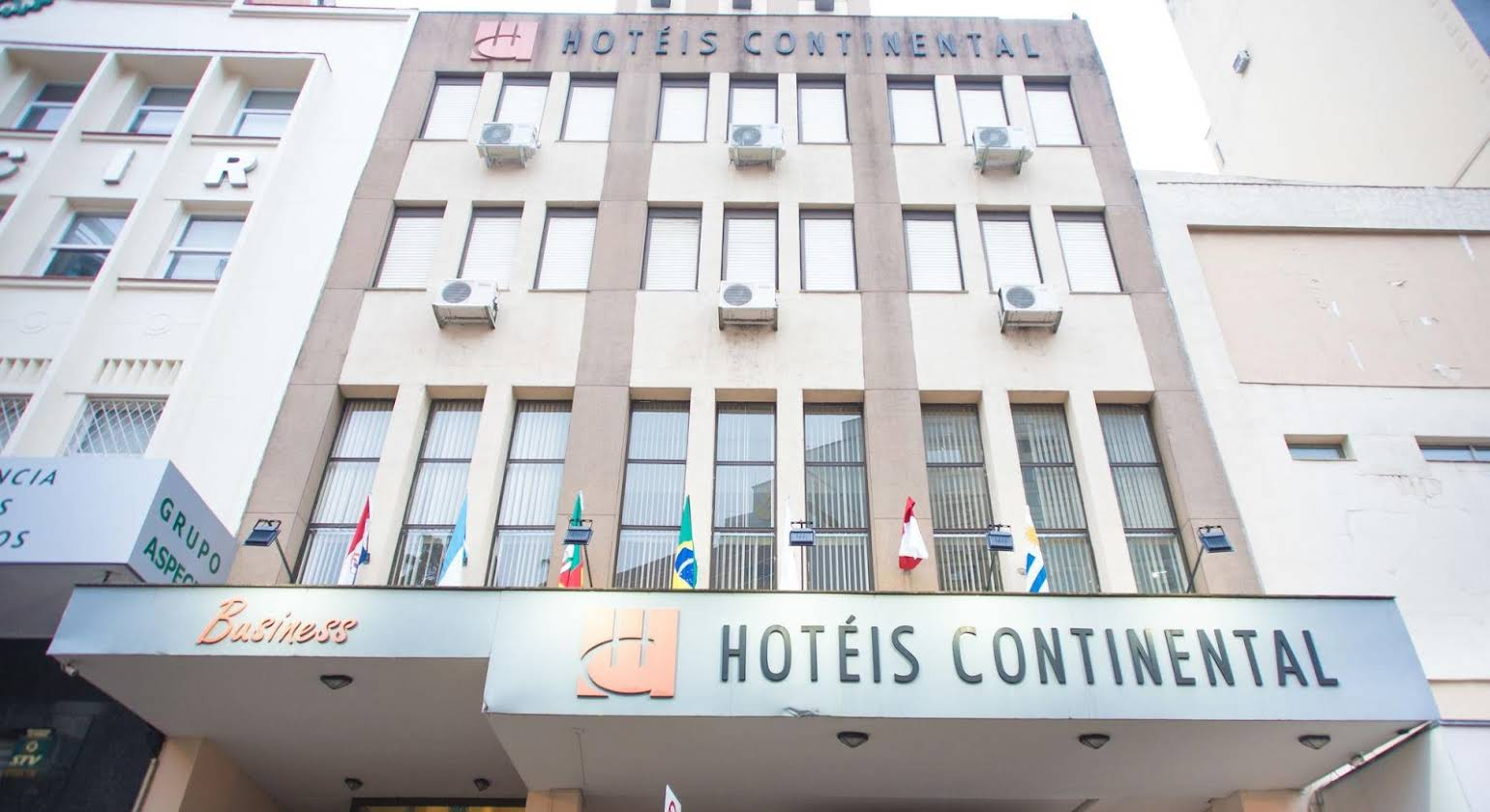 Hotel Continental Business