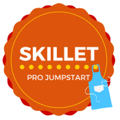 Skillet Pro Jumpstart Logo