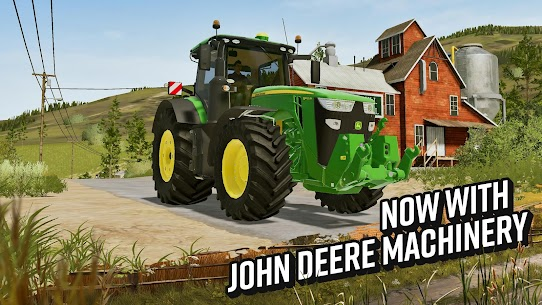 Farming Simulator 20 Cheat 1