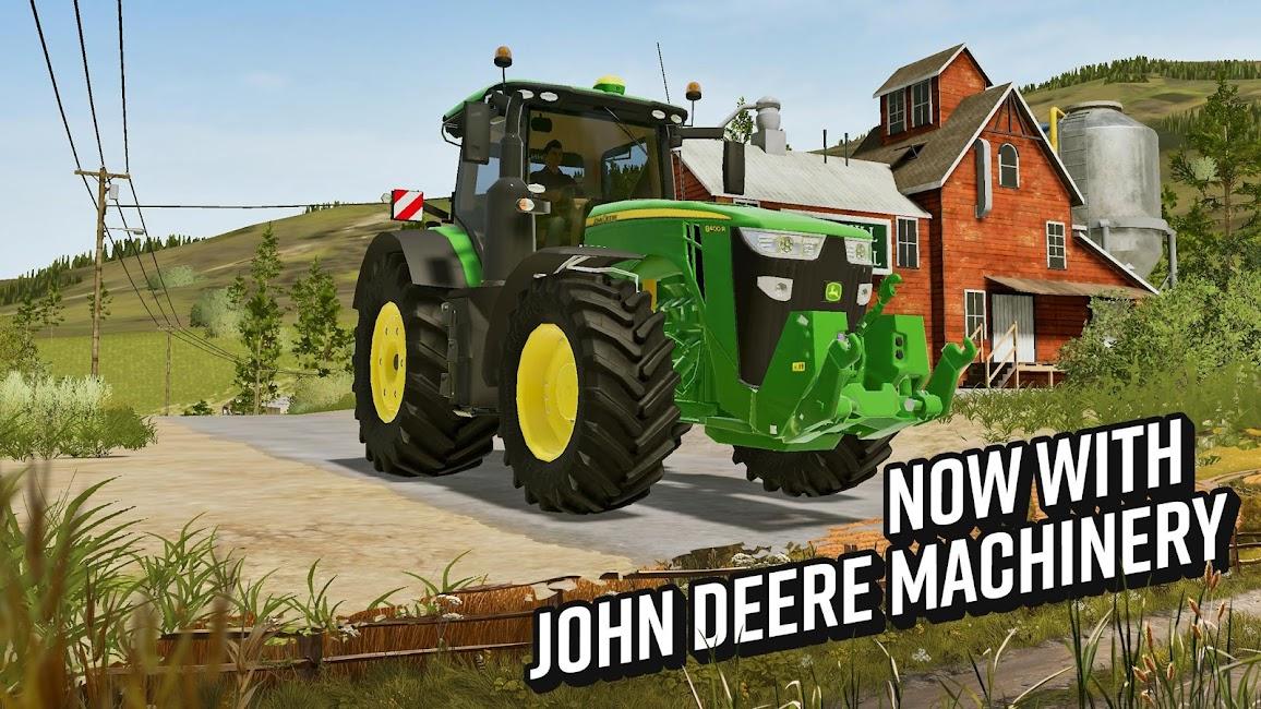 Farming Simulator 20 APK MOD 0.0.0.75 1