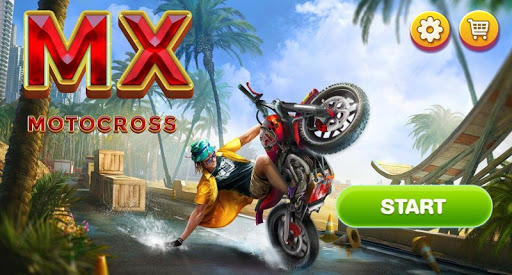 MotoCross: Ultimate Bike Race Game | Physics Rules 1.0 screenshots 1