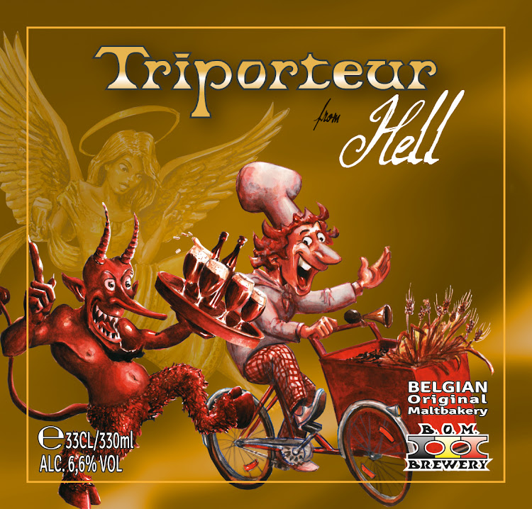 Logo of B.O.M. Triporteur From Hell