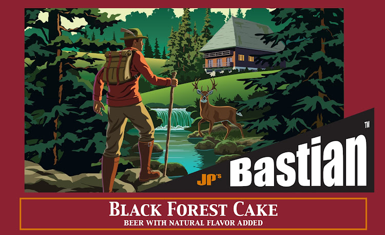 Logo of JP's Bastian Black Forest Cake