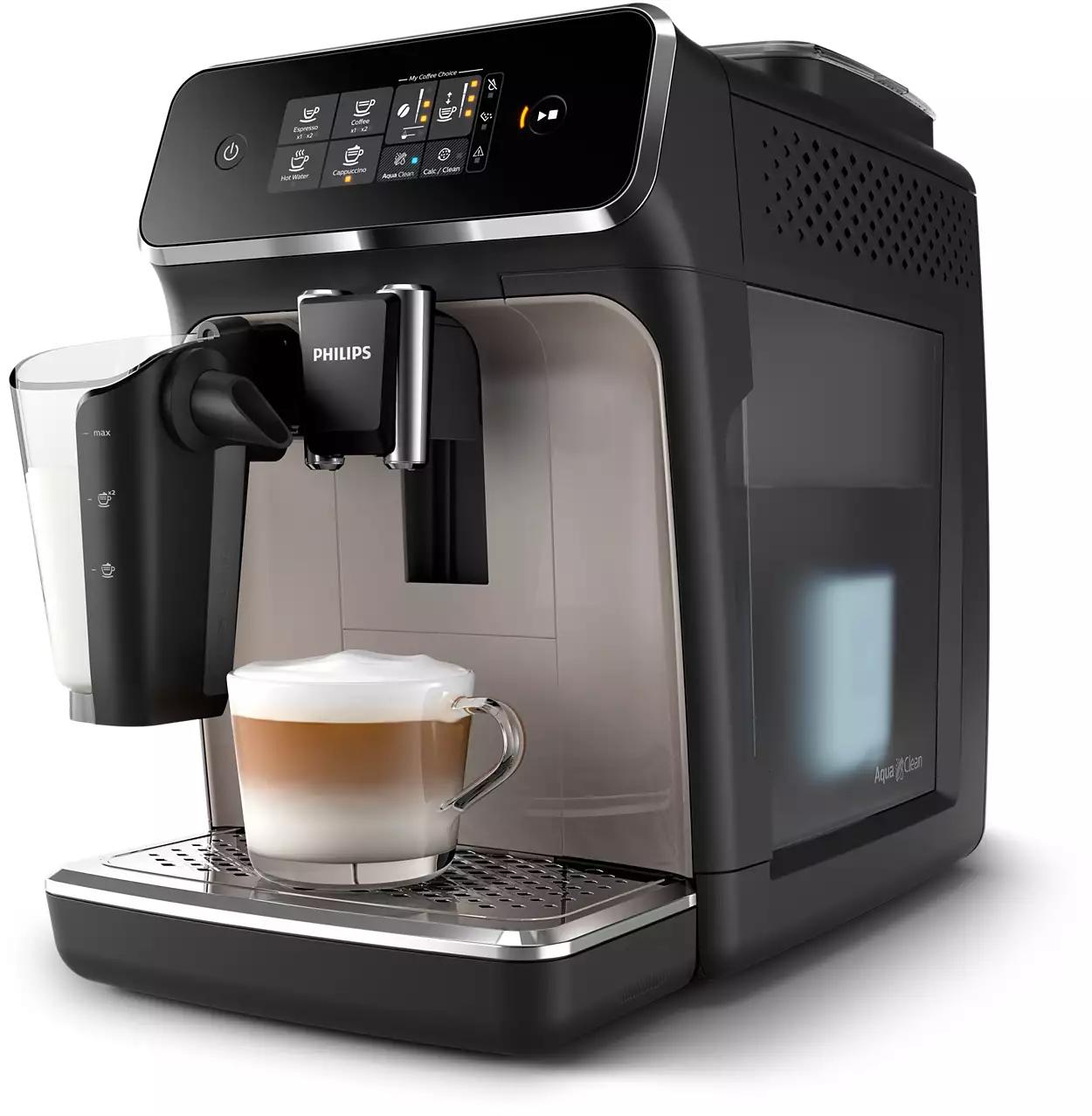 Philips kafijas automāti