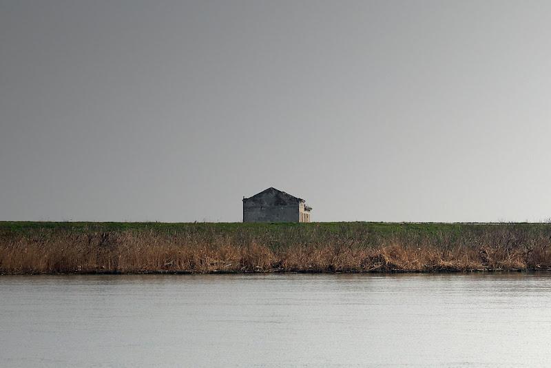 solitudine dell'abbandono di Fotodiale