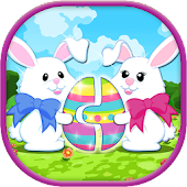Jigsaw Puzzles 🐇 Easter Games