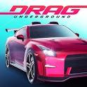 Drag Racing: Underground City Racers icon