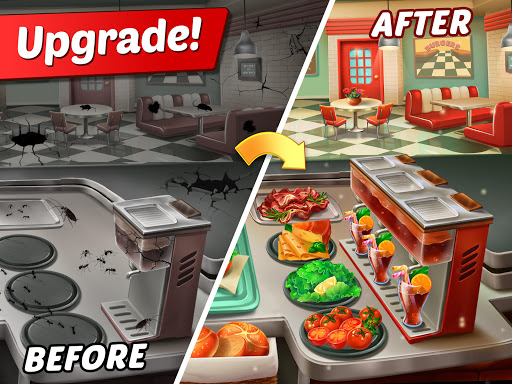 COOKING CRUSH: Cooking Games Craze & Food Games 1.1.2 screenshots 13