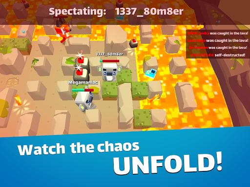 Battle Bombers Arena screenshot 14