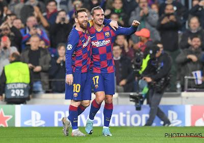 Un Messi fabuleux bat un record de Cristiano Ronaldo et Raul