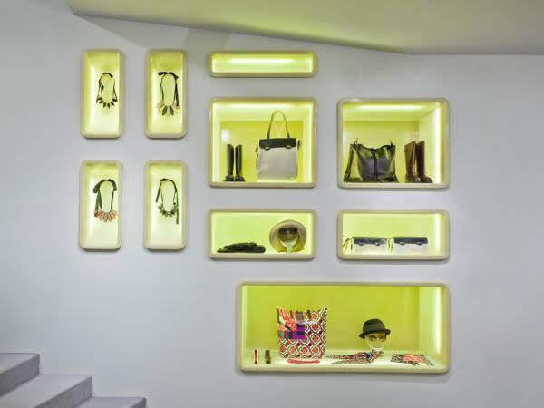 thiết kế shop thời trang Marni 4