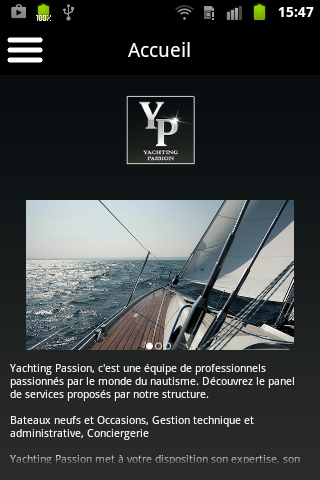 Yachting Passion