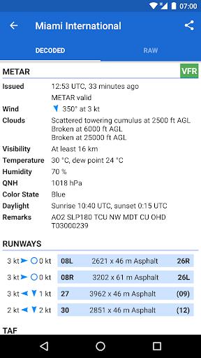 Avia Weather - METAR & TAF 2.9.5 screenshots 2