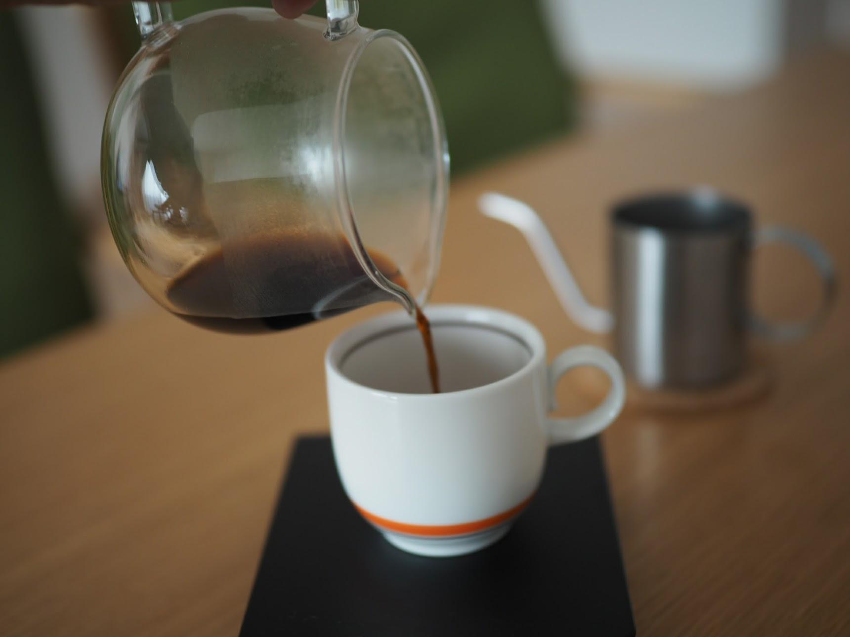 おすすめコーヒーサーバーのご紹介