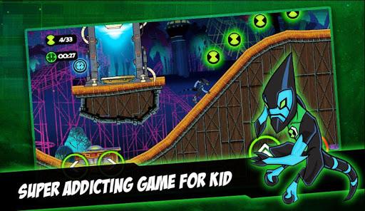 Little Boy Ben Hero Timer - Best Ben Alien Game for PC
