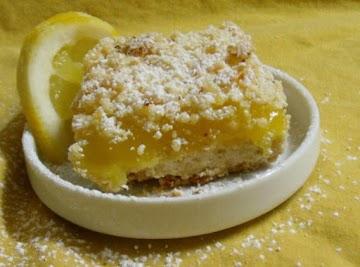 Lovely Lemon Bars Recipe