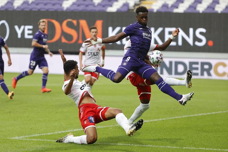 Anderlecht - Excel Mouscron