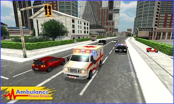 Ambulance Rescue Driver 2017 - screenshot thumbnail 06